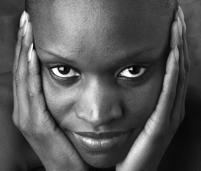"фото ""Yacine #4"" метки: портрет, женщина"