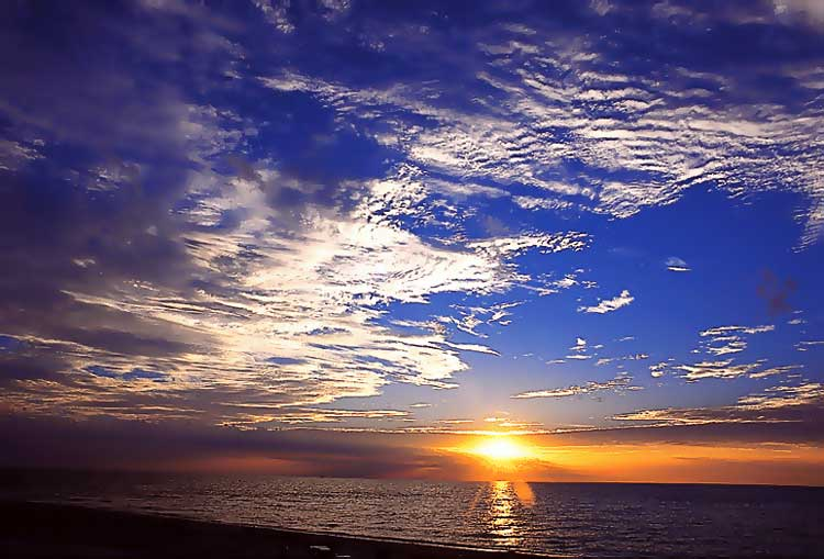 "фото ""Kauai Sunset"" метки: пейзаж,"