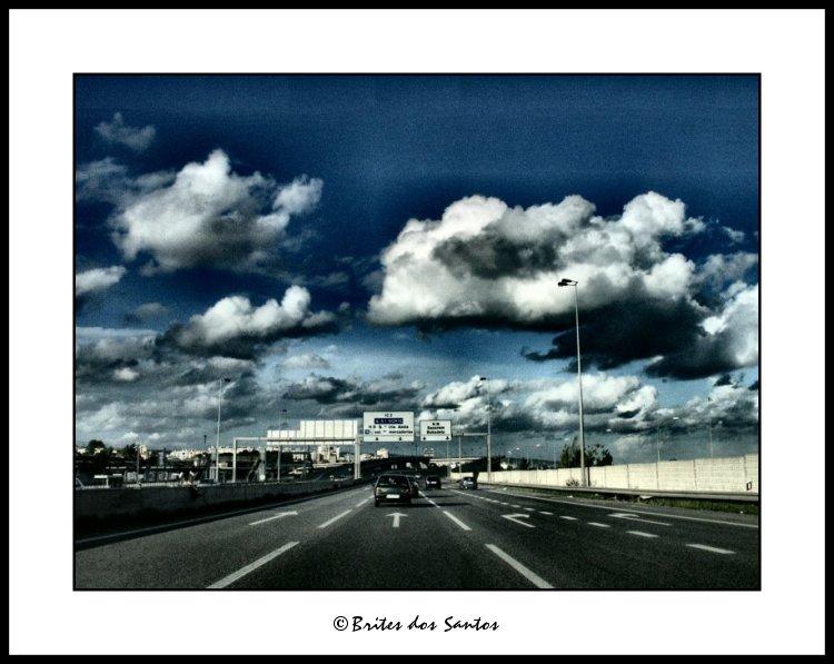 "фото ""Sky IV"" метки: пейзаж, облака"