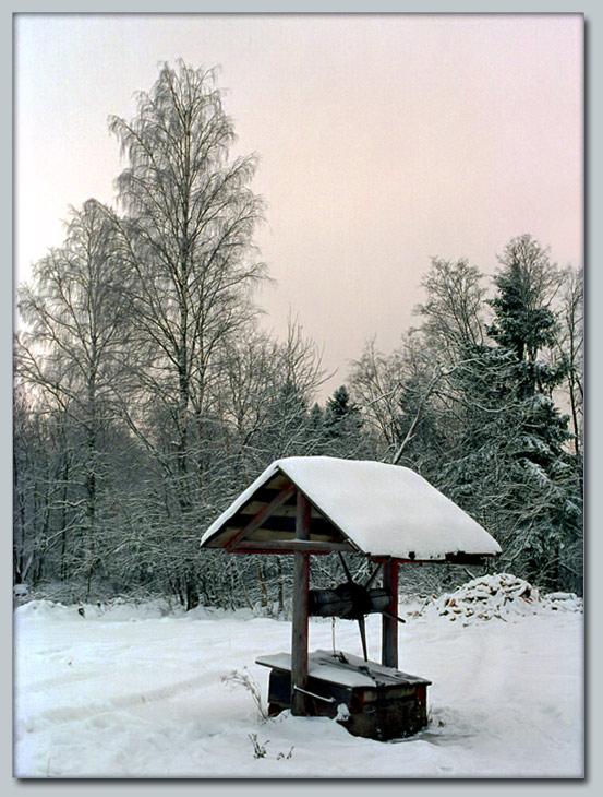 "фото ""Без названия"" метки: пейзаж, зима"