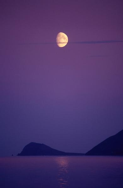"""фото """"Меланхолия"""" метки: пейзаж, ночь"""