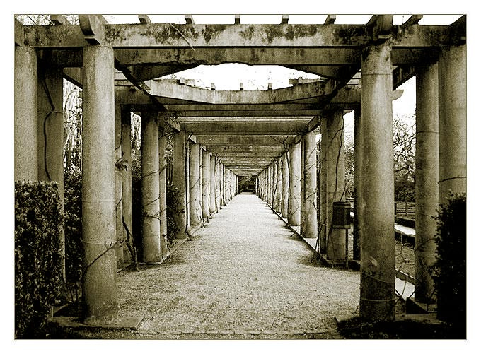 "photo ""The way#2"" tags: architecture, travel, landscape, Europe"