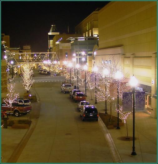 "фото ""Ночь в Salt Lake City"" метки: путешествия, архитектура, пейзаж, Северная Америка"