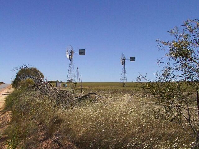 """фото """"Windmills out of Geraldton W.Australia"""" метки: путешествия, Австралия"""