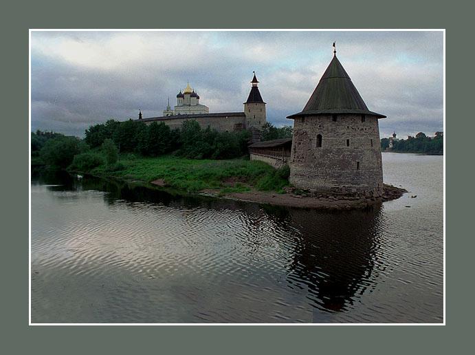 "фото ""Псков"" метки: архитектура, пейзаж,"