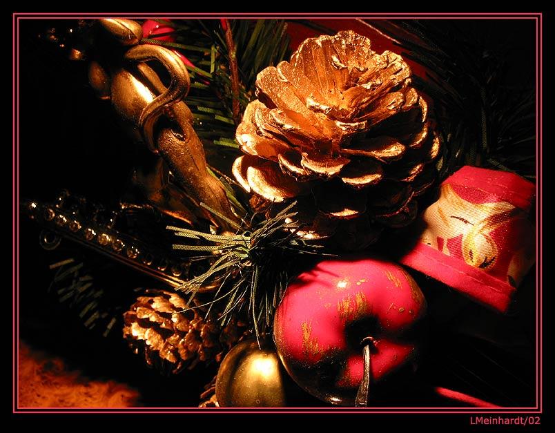 """photo """"Merry Xmas - III"""" tags: still life,"""