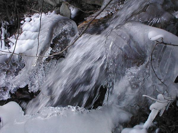 """фото """"труба"""" метки: природа, пейзаж, зима"""