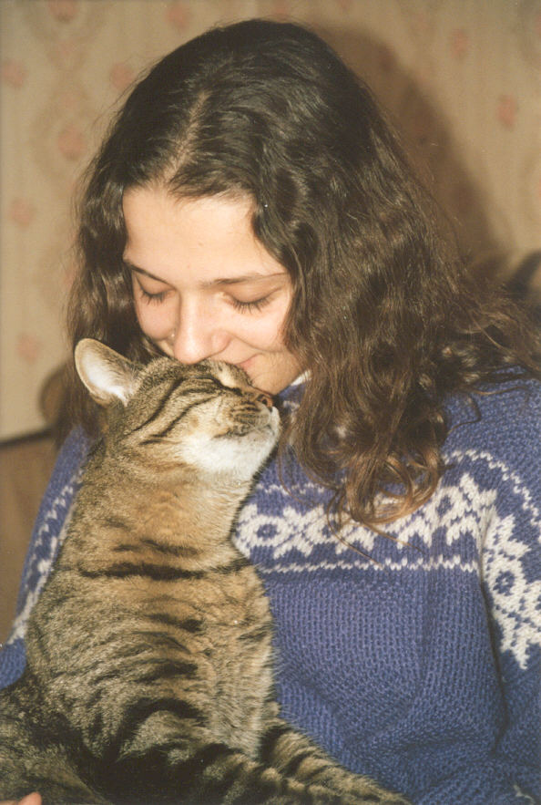 """photo """"Sympathies"""" tags: misc., nature, pets/farm animals"""