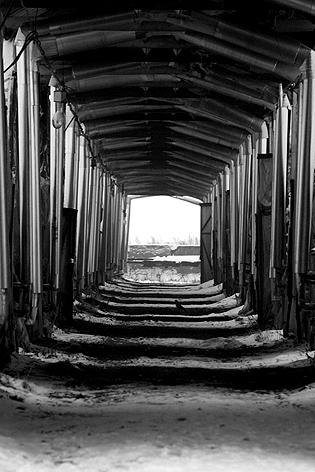 """фото """"Странная галерея в сельской местности"""" метки: архитектура, пейзаж,"""