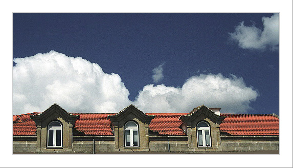 "photo ""Sky"" tags: architecture, travel, landscape, Europe"