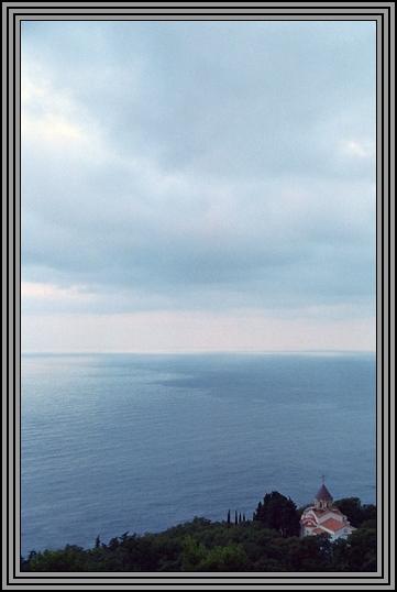 "фото ""В ожидании света"" метки: путешествия, пейзаж, Европа, вода"