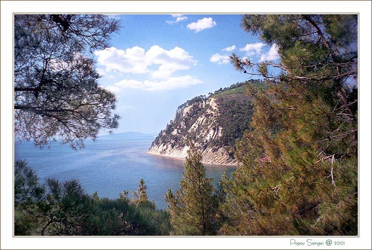 """фото """"Просто вид на черное море #1"""" метки: природа,"""