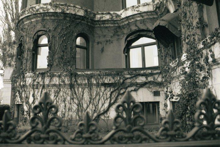 """фото """"Старый дом в Стокгольме"""" метки: архитектура, путешествия, пейзаж, Европа"""