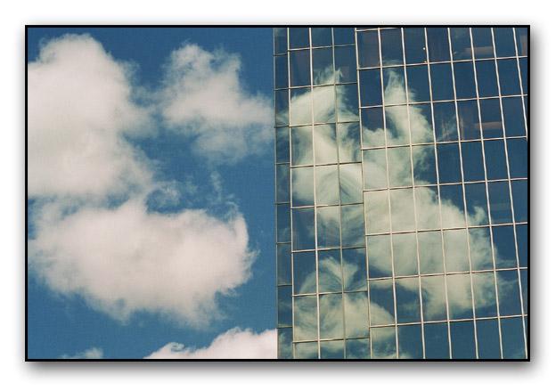 "фото ""Two Skies"" метки: архитектура, пейзаж,"