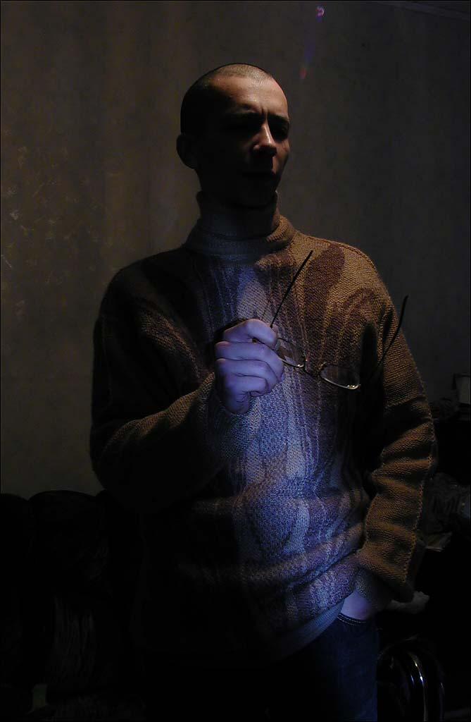 """фото """"schiva думает что все хорошо"""" метки: портрет, мужчина"""