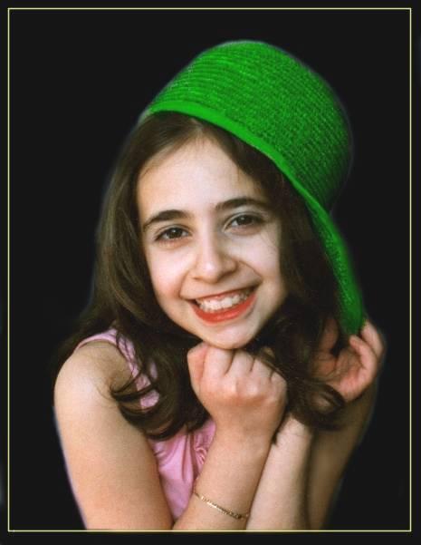 "фото ""Like my hat?"" метки: портрет, дети"