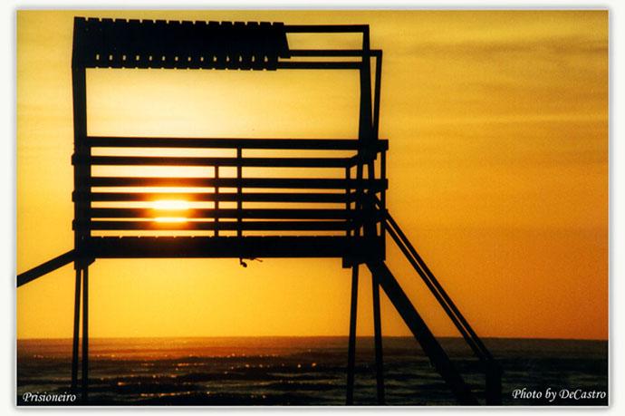 """фото """"The Prisioner"""" метки: пейзаж, закат, лето"""