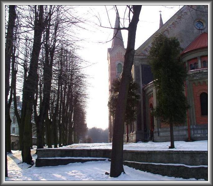 """фото """"Святое место."""" метки: пейзаж, зима"""