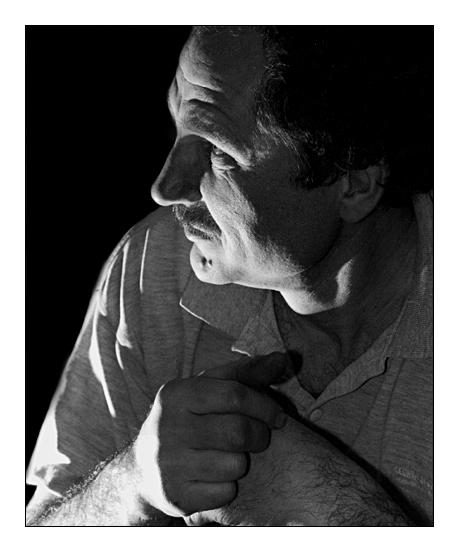"фото ""Алексей"" метки: портрет, черно-белые, мужчина"