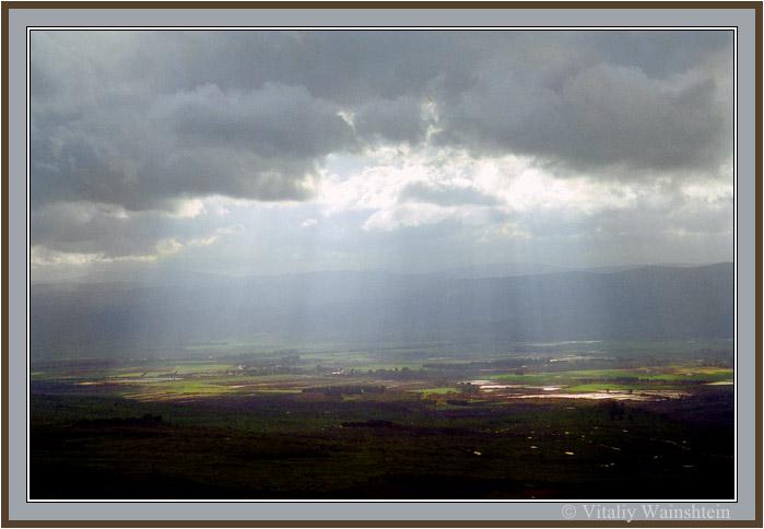 "фото ""ЛУЧИ"" метки: пейзаж, природа, облака"