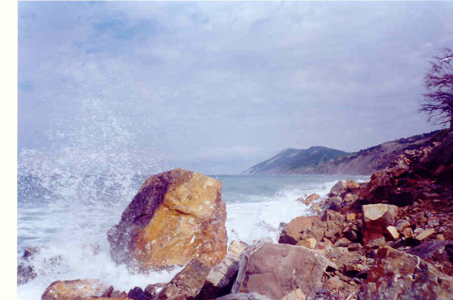 "фото ""прибой"" метки: пейзаж, вода"