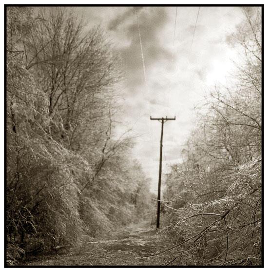 """фото """"THE ICE STORM I"""" метки: абстракция, пейзаж,"""