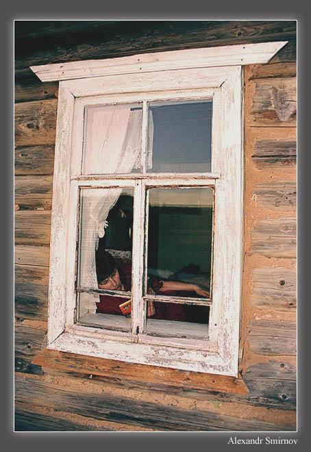 "фото ""... третье окно..."" метки: жанр,"