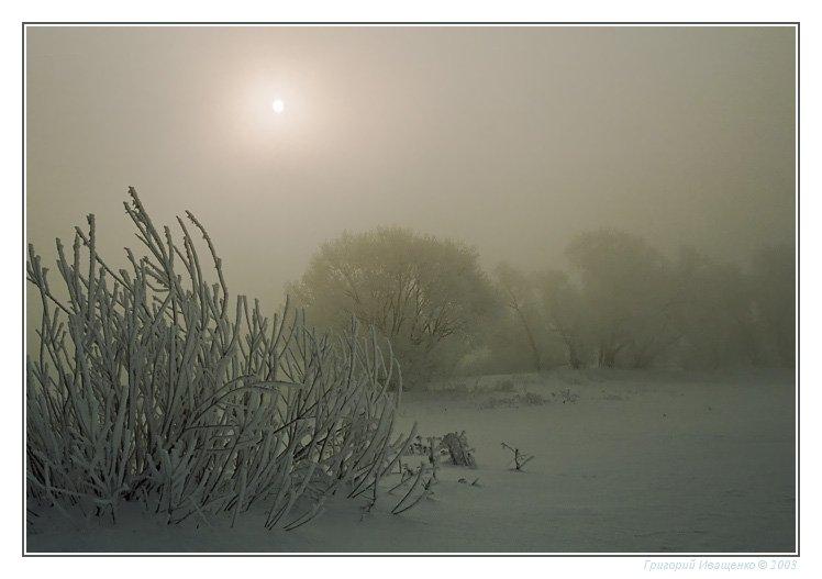 """фото """"Мартовское утро"""" метки: пейзаж, весна, закат"""