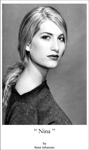 """фото """"Nina....."""" метки: портрет, женщина"""