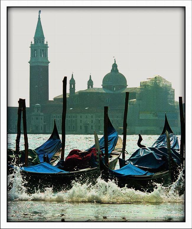 "фото ""Венеция. Мертвый сезон"" метки: жанр,"