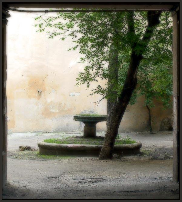 "фото ""ФОНТАН"" метки: архитектура, пейзаж,"