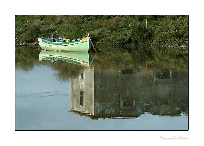 "фото ""The boat of the house"" метки: пейзаж, вода"