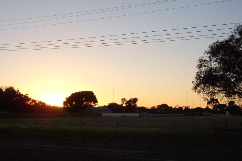 """фото """"Sunrise at The Brook"""" метки: пейзаж, закат"""