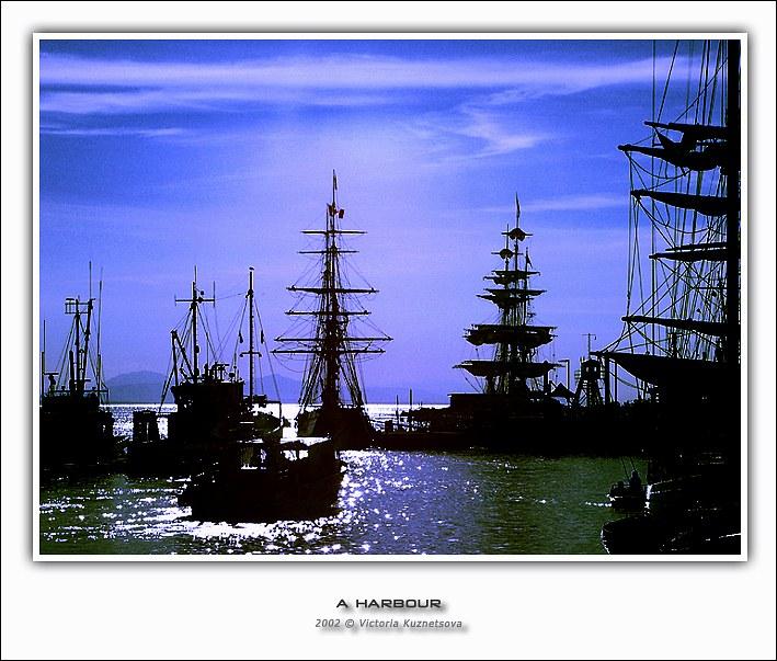 """фото """"Гавань"""" метки: пейзаж, портрет, вода"""