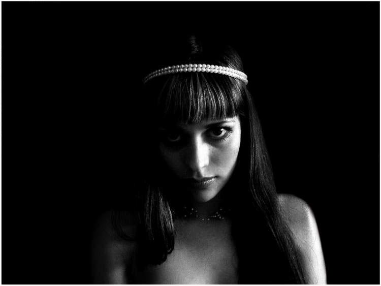 """фото """"anna97"""" метки: портрет, черно-белые, женщина"""