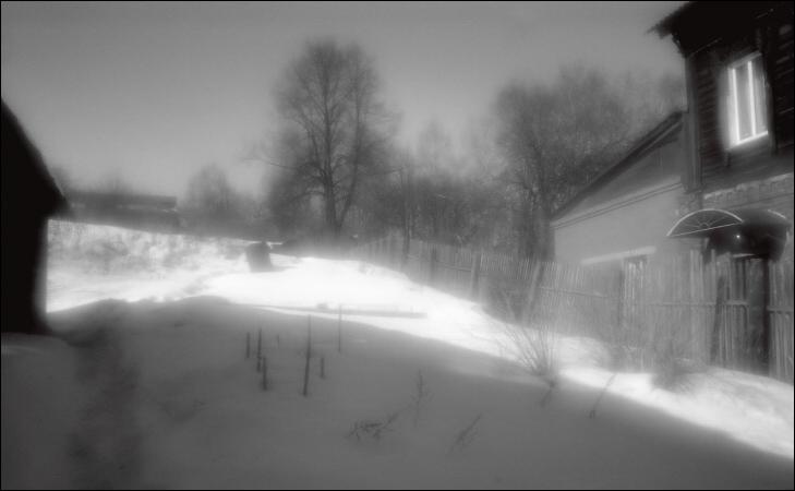 """фото """"*****"""" метки: черно-белые, пейзаж, зима"""