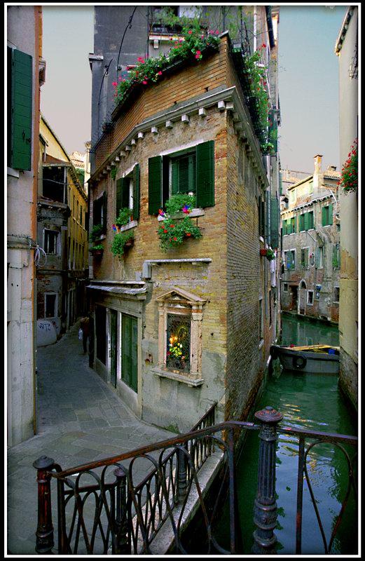 """фото """"Венецианские закоулки"""" метки: путешествия, Европа"""