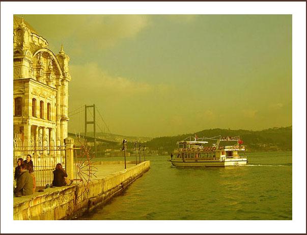 "фото ""At the banks of Bosphorus"" метки: путешествия, архитектура, пейзаж, Европа"