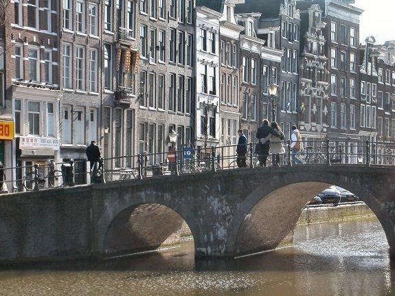 "фото ""Amsterdam: A nice day"" метки: путешествия, Европа"