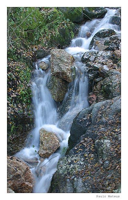 """фото """"Water flow."""" метки: пейзаж, вода"""