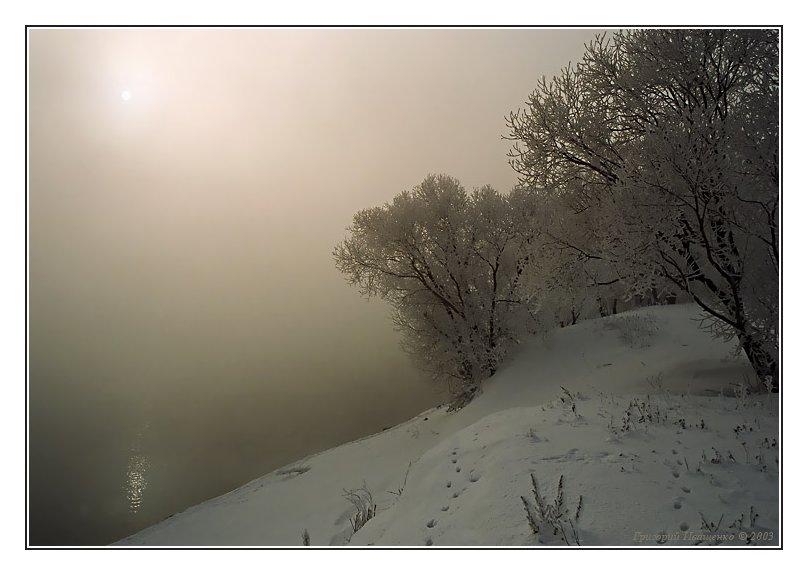 """фото """"Мартовское утро #4#"""" метки: пейзаж, весна, закат"""