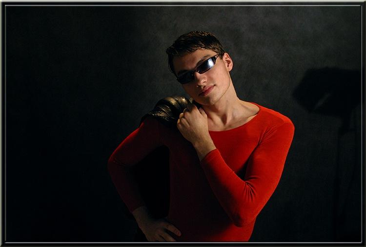 "фото ""Сергей"" метки: портрет, мужчина"