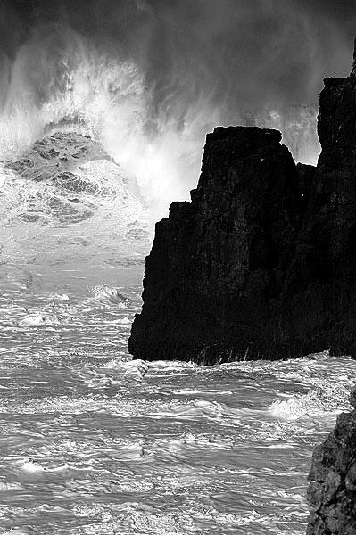 "фото ""From a Series of ""A Sea Storm"" - Fury"" метки: пейзаж,"