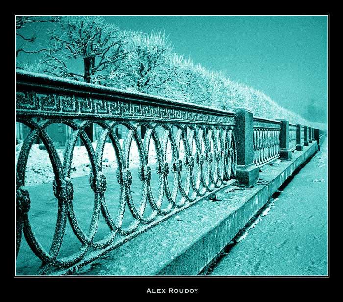 "фото ""Diagonal of St.-Petersburg"" метки: черно-белые, архитектура, пейзаж,"