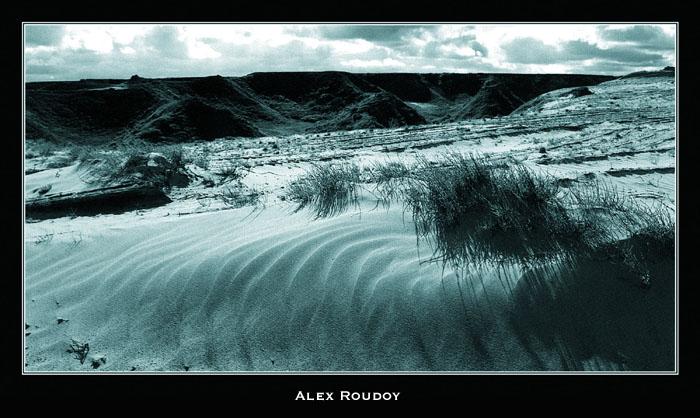 "фото ""Sands of the North"" метки: черно-белые, пейзаж,"