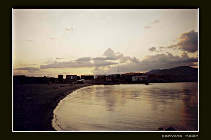 """фото """"таинственная тишина"""" метки: пейзаж, вода, закат"""