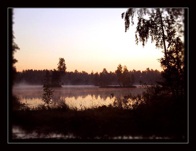 """фото """"Первый луч"""" метки: пейзаж, вода, закат"""