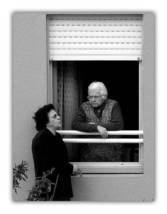 "фото ""Window reunion"" метки: репортаж,"