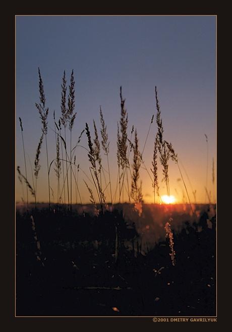 "фото ""за минуту до заката"" метки: пейзаж, закат, осень"