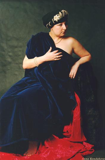 "фото ""Екатерина"" метки: портрет, женщина"